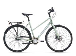 HYBRID 407 damcykel